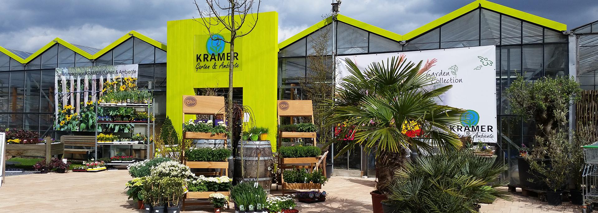 Kramer Gartencenter